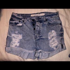 Brandy Melville High Waist Shorts